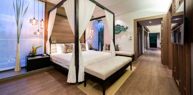 The Sarojin, Jacuzzi Pool Suite