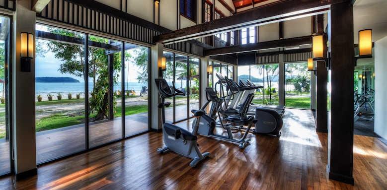 Pelangi Beach Resort & Spa, gym