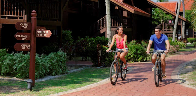 Pelangi Beach Resort & Spa, cycling