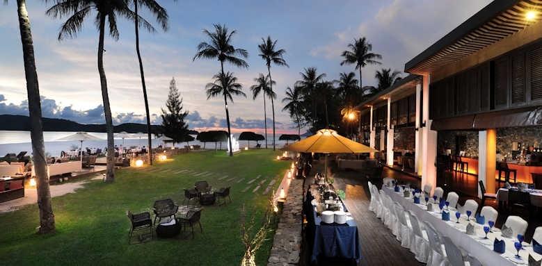 Pelangi Beach Resort & Spa, hotel exterior