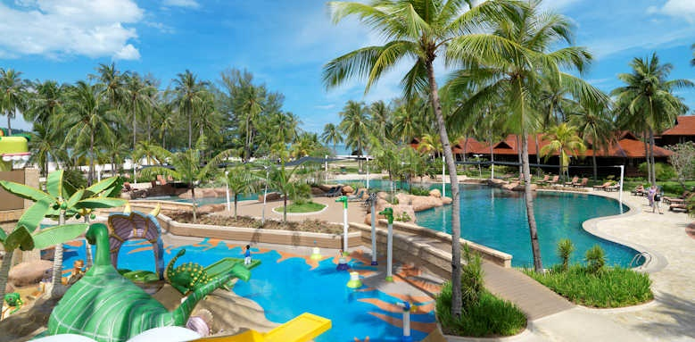 Pelangi Beach Resort & Spa, landscape