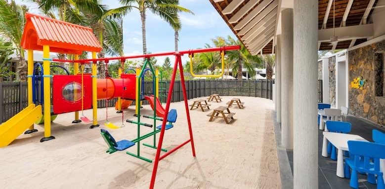 Anantara Iko Mauritius, kids club