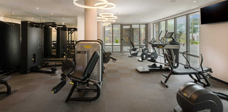 Anantara Iko Mauritius, gym