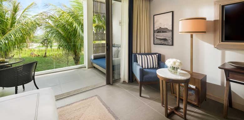 Anantara Iko Mauritius, premiere garden room