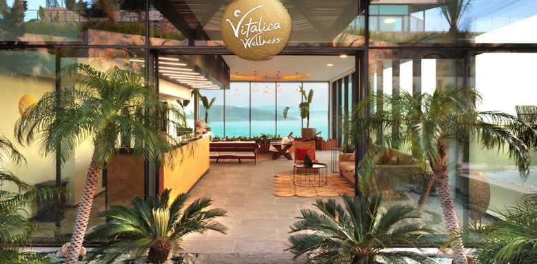 Le Meridien Bodrum Beach Resort, Vitalica Wellness