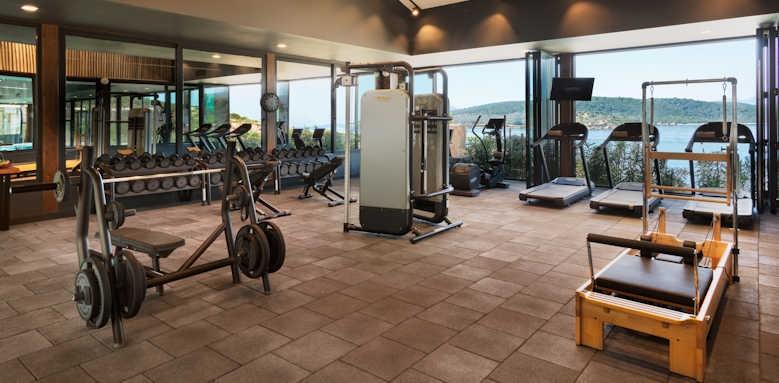 Le Meridien Bodrum Beach Resort, gym