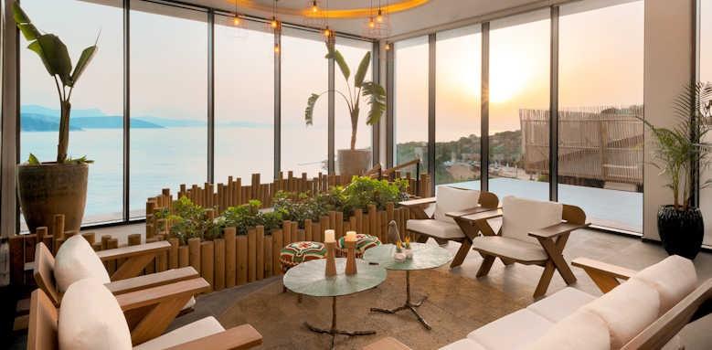 Le Meridien Bodrum Beach Resort, viewpoint
