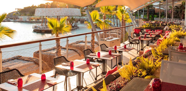 Le Meridien Bodrum Beach Resort, restaurant