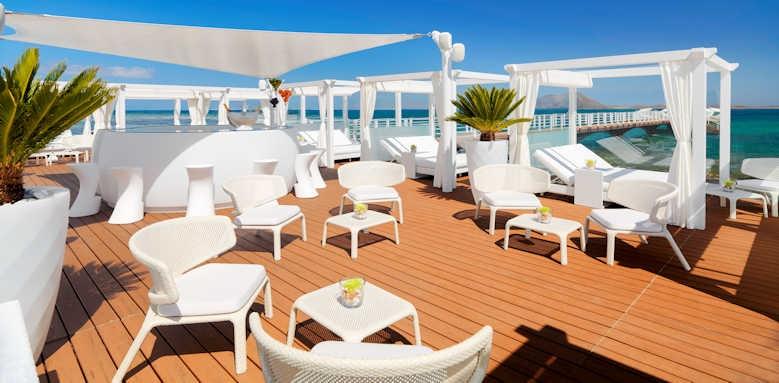 Secrets Bahia Real Resort & SPA, Sugar reef cafe