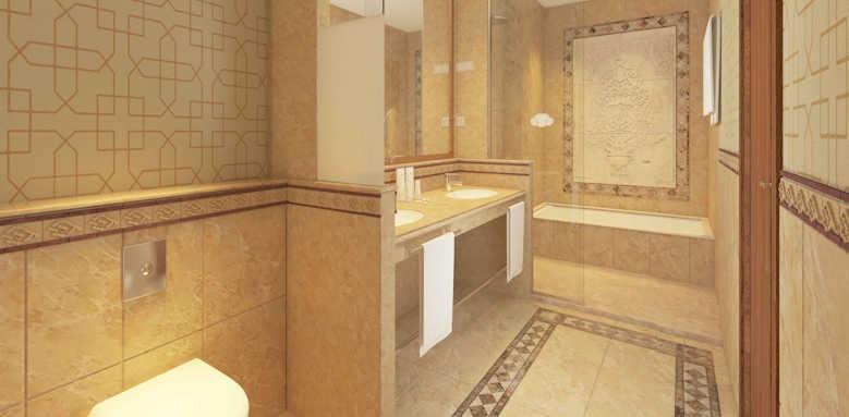 Secrets Bahia Real Resort & SPA, bathroom