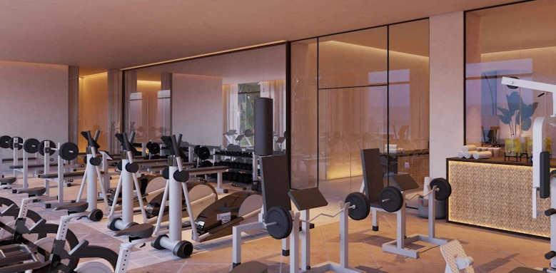 Secrets Bahia Real Resort & SPA, gym