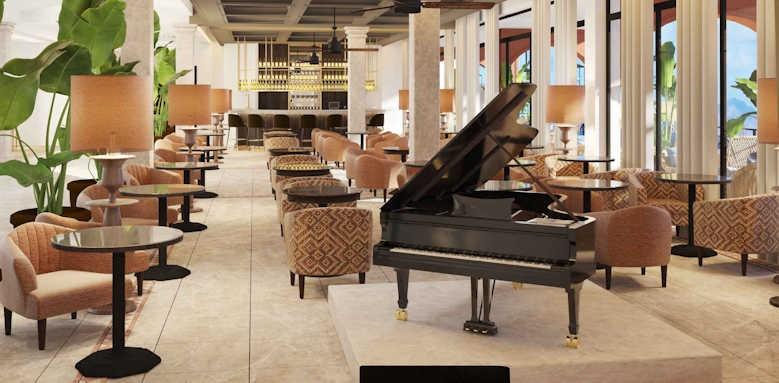 Secrets Bahia Real Resort & SPA, rendezvous bar