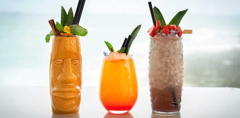 Secrets Bahia Real Resort & SPA, cocktail