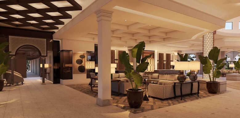 Secrets Bahia Real Resort & SPA, lobby