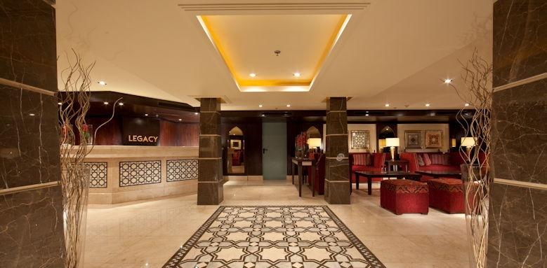 Steigenberger Legacy Nile Cruise, Lobby