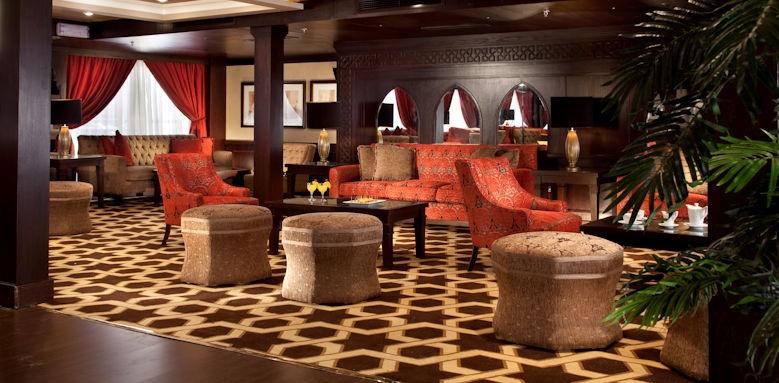 Steigenberger Legacy Nile Cruise, Lounge Bar