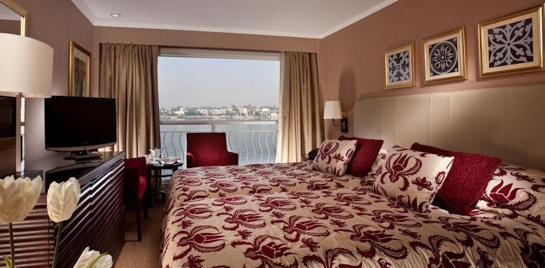 Steigenberger Legacy Nile Cruise, Standard Room