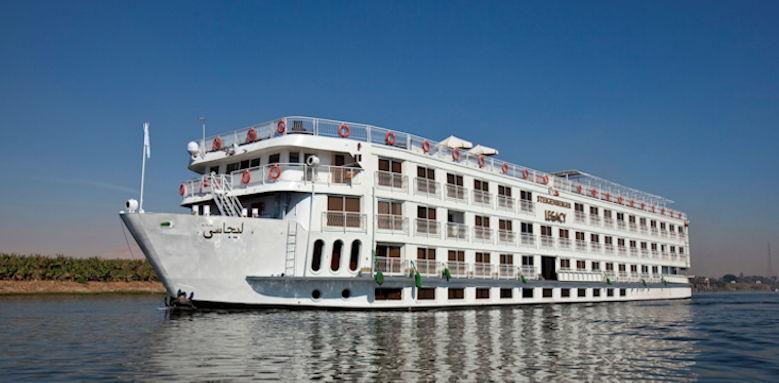Steigenberger Legacy Nile Cruise, thumbnail