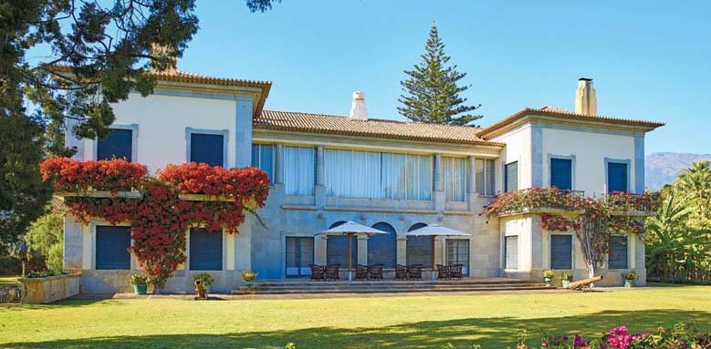 Quinta Da Casa Branca, facade