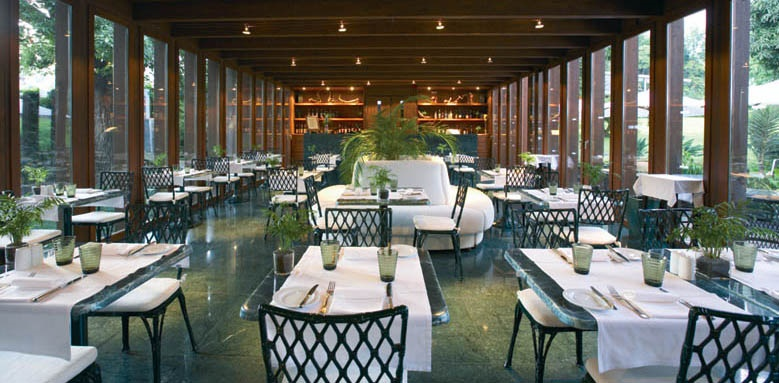 Quinta Da Casa Branca, Garden Restaurant