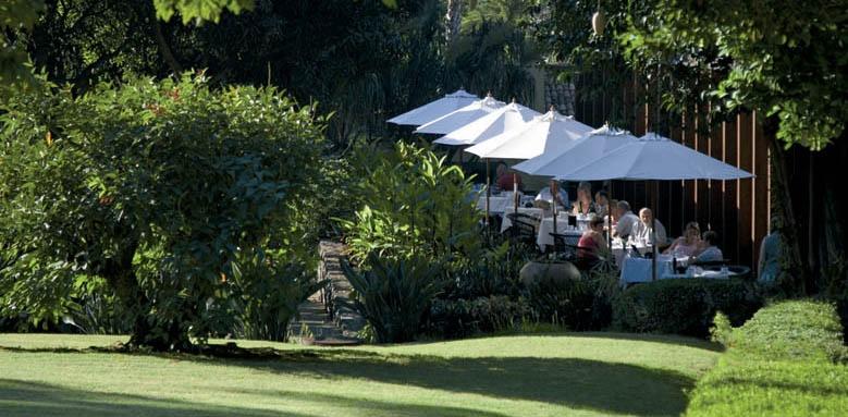 Quinta Da Casa Branca, Terrace