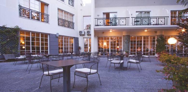 Quintinha de sao Joao, bar terrace