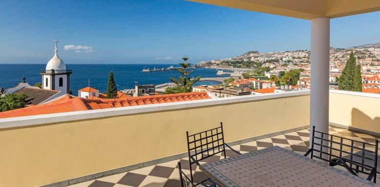 Quinta Bela Sao Tiago, balcony view