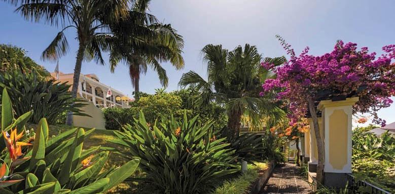 Quinta Bela Sao Tiago, gardens