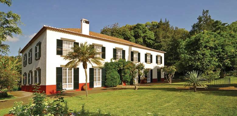 Quinta da Bela Vista, exterior