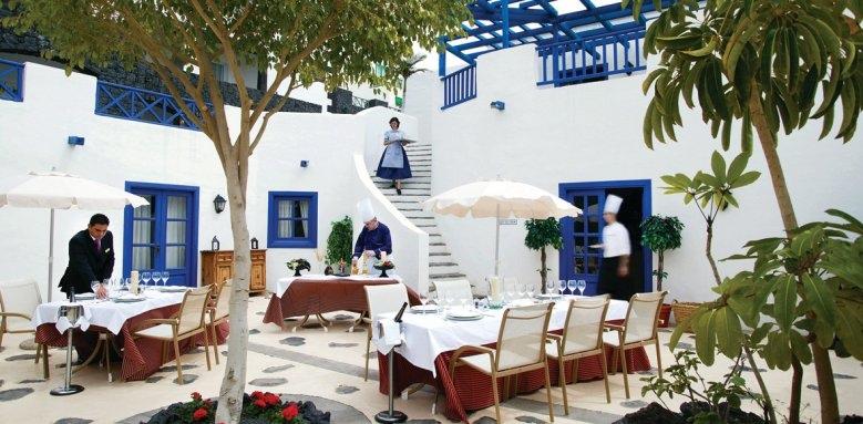 Hotel Volcan Lanzarote, rubicon terrace