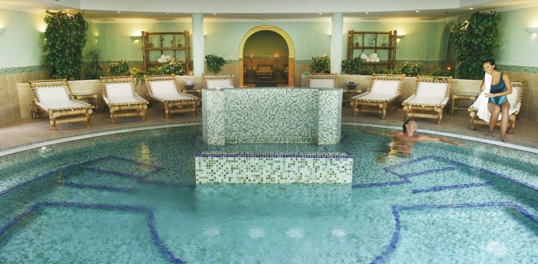 Hotel Volcan Lanzarote, spa