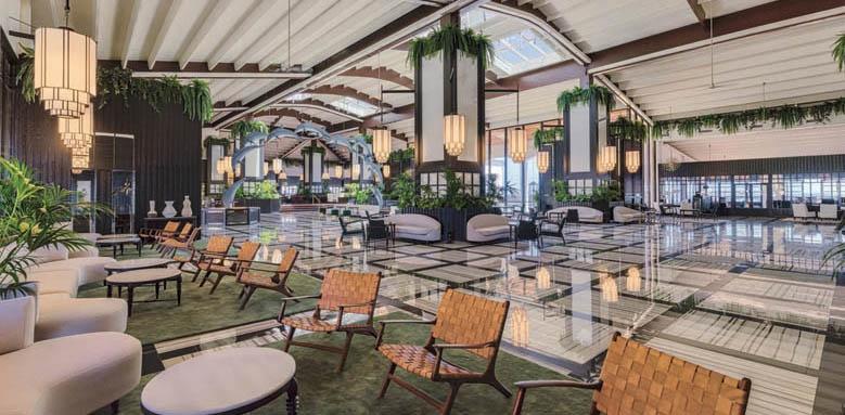 H10 Rubicon Palace, lobby
