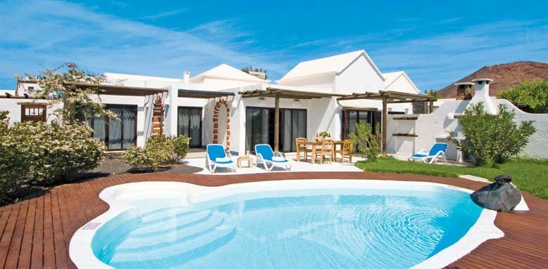 villas kamezi, private pool