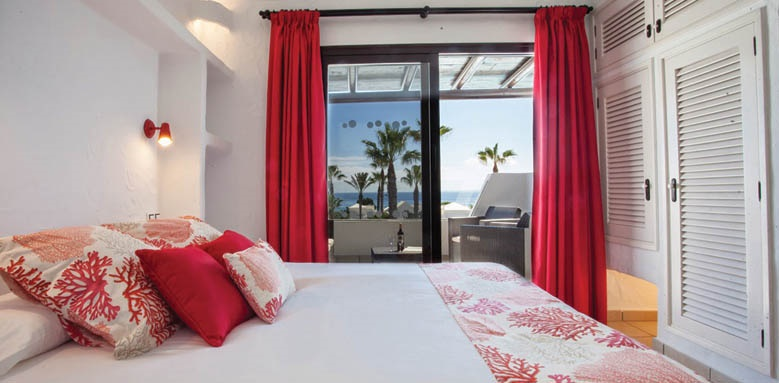 Villas Heredad Kamezi, bedroom