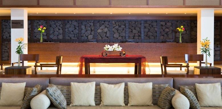 hesperia lanzarote, lounge