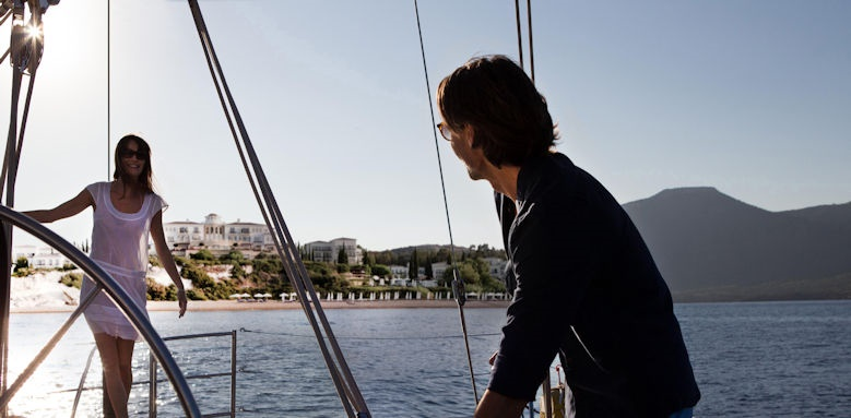 Anassa, boat trip