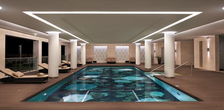 Conrad Algarve Covered Pool