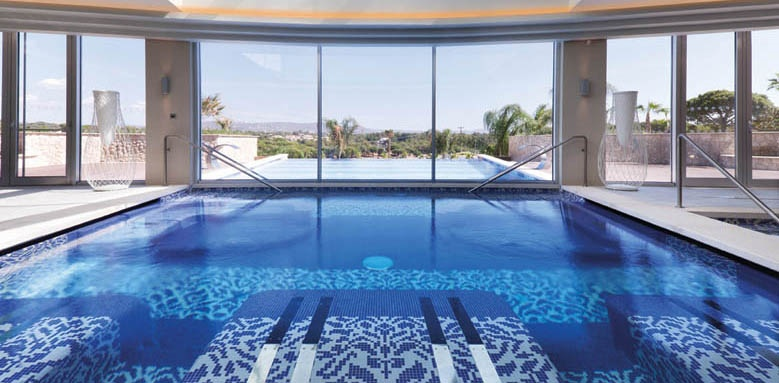 Conrad Algarve, spa pool
