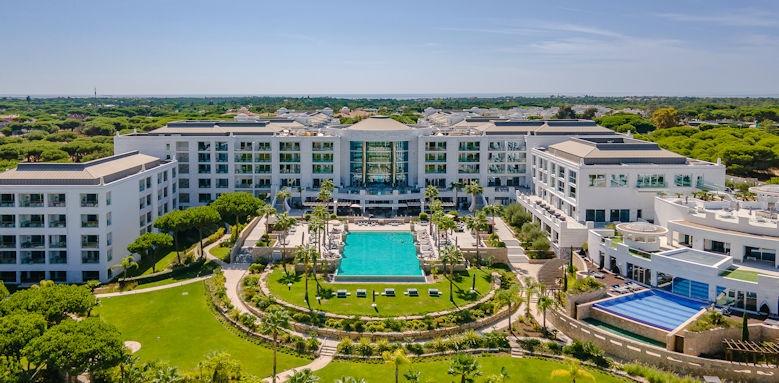 Conrad Algarve Aerial View