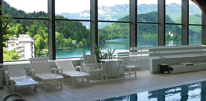 Hotel Park, indoor pool