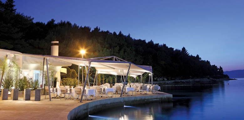 Hotel Croatia, Spinaker restaurant