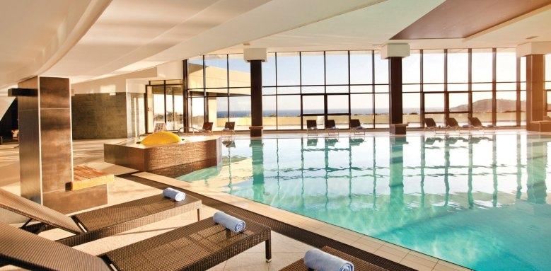 Hotel Croatia, indoor pool