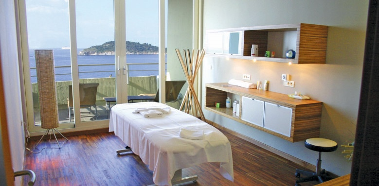 Hotel Croatia, spa treatment room