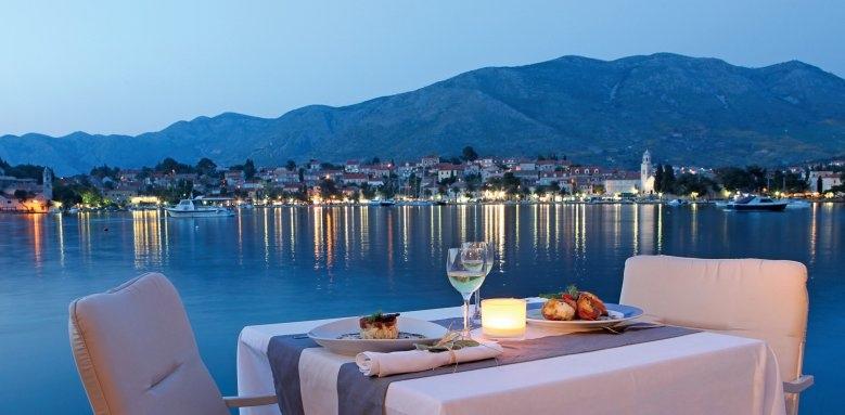 Hotel Croatia, Spinaker view