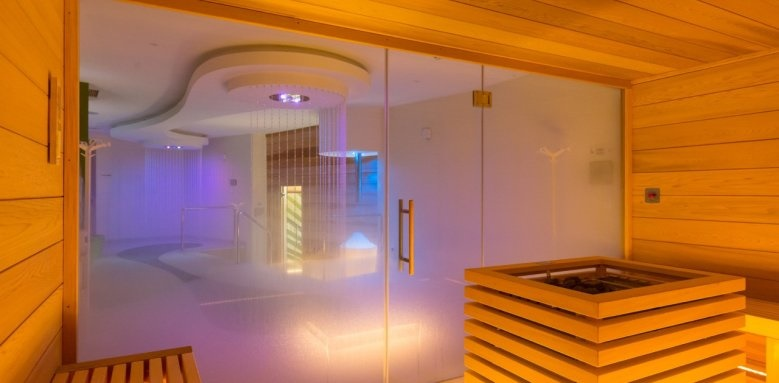 Lafodia Sea Resort, sauna
