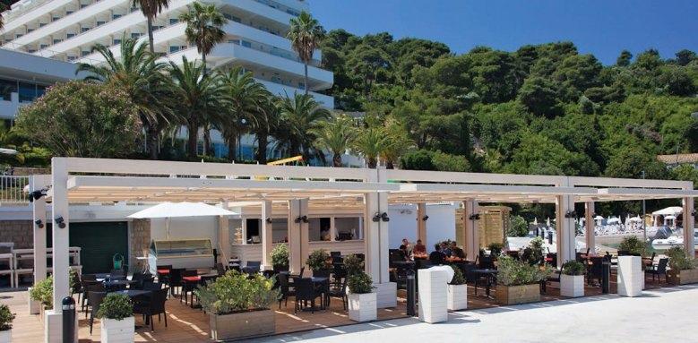 Lafodia Sea Resort, exterior