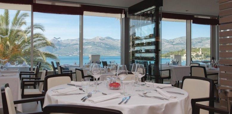 Lafodia Sea Resort, restaurant
