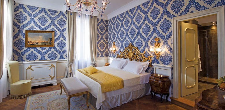 Hotel Ai Reali, luxury suite