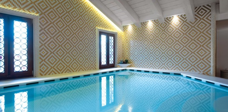 Hotel Ai Reali, indoor pool
