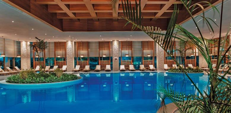 Regnum Carya Golf & Spa Resort, indoor pool